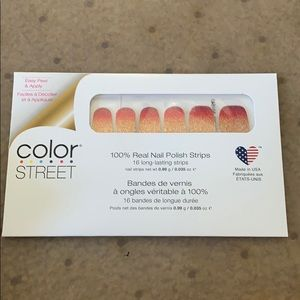 Sunset Blvd Color Street Set